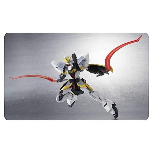 Gundam Wing Sandrock Kai Robot Spirits Action Figure