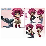 Code Geass Lelouch Rebellion Kallen Kozuki Chibi Mini-Figure