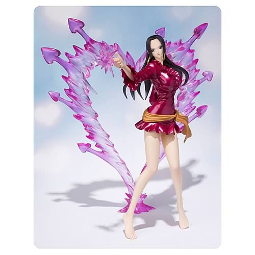 One Piece Boa Hancock Battle Version Figuarts Action Figure