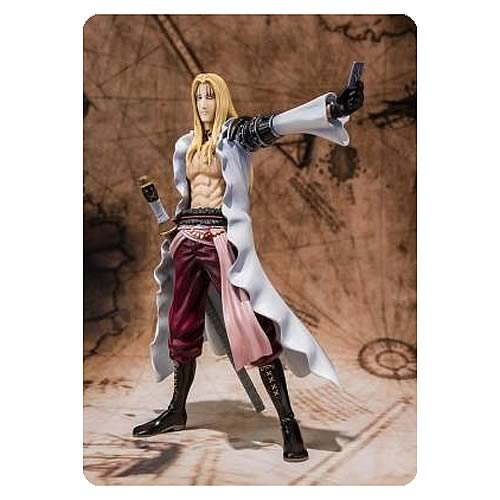One Piece Basil Hawkins Figuarts Zero Action Figure