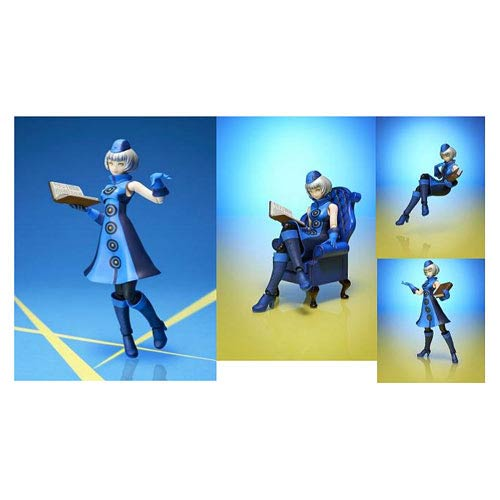 Persona 4 Ultimate In Mayonaka Arena Elizabeth Action Figure