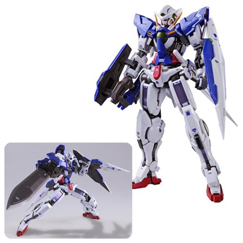 Gundam OO Gundam Exia Repair III Metal Build Action Figure