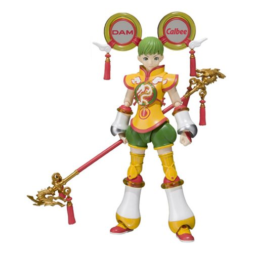 Tiger and Bunny Dragon Kid SH Figuarts Action Figure