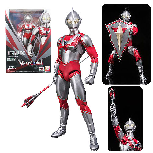 Ultraman Jack Ultra-Act Action Figure
