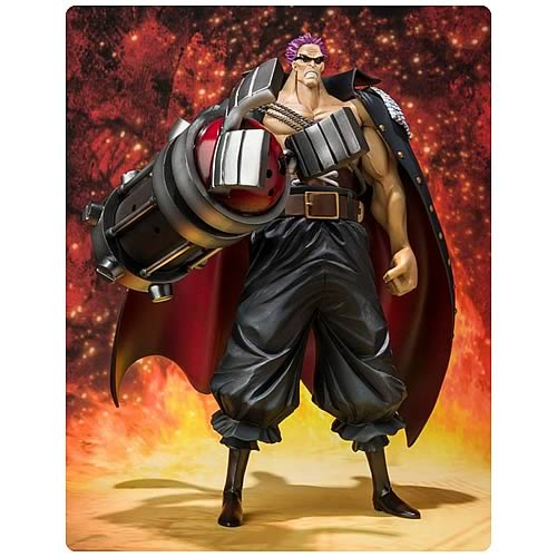 One Piece Z Film Z Figuarts Zero Action Figure