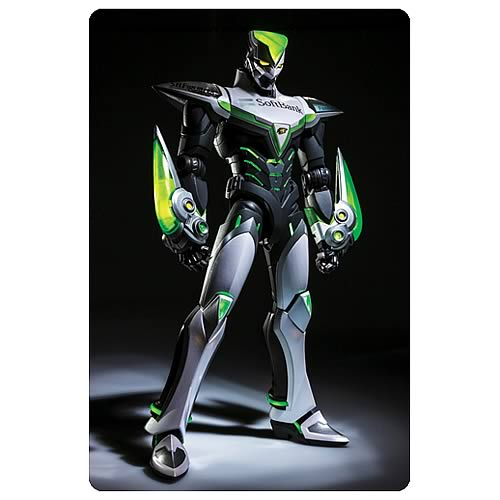 Tiger & Bunny Wild Tiger 12-Inch Perfect Model Action Figure