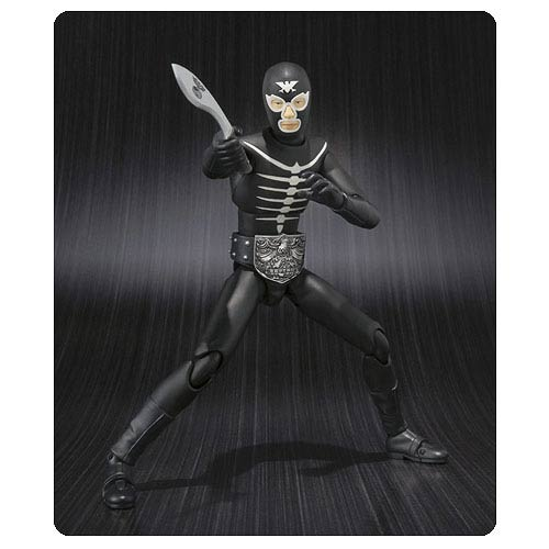 Masked Rider Shocker Combatman SH Figuarts Action Figure