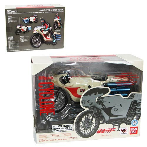 Kamen Rider Cyclone SH Figuarts Vehicle