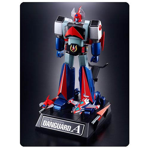 Planet Robot Danguard Ace Soul of Chogokin Action Figure