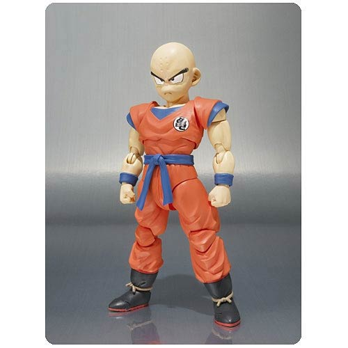 Dragon Ball Z Krillin SH Figuarts Action Figure