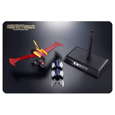 Mazinger Z Jet Scrander Set Chogokin Action Figure Accessory