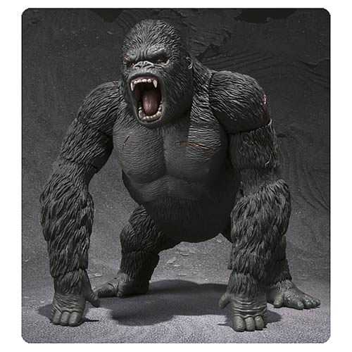 King Kong Movie SH MonsterArts Action Figure