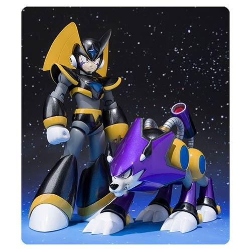 Mega Man Bass and Treble D-Arts Action Figure 2-Pack Set