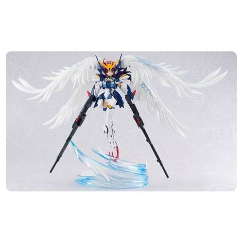 Gundam Wing Endless Waltz MS Girl Zero Action Figure
