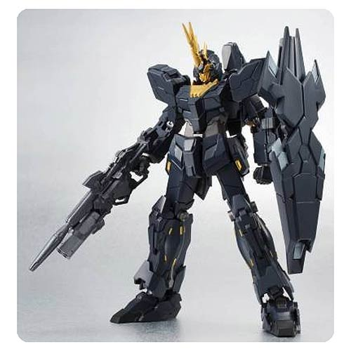 Gundam Unicorn Banshee Norn Robot Spirits Action Figure