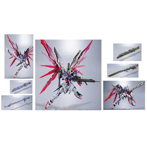 Gundam Seed Destiny Gundam Metal Build Action Figure