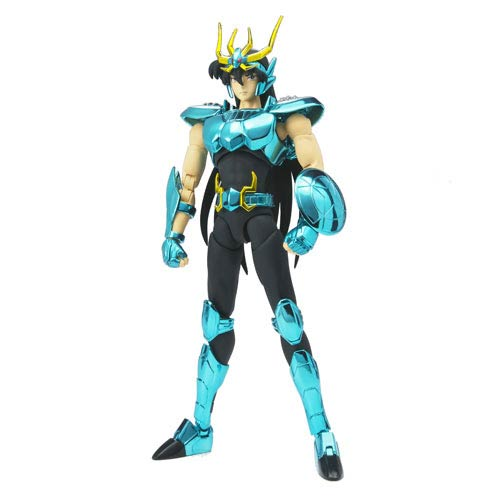 Saint Seiya Dragon Shiryu Myth EX Die-Cast Action Figure