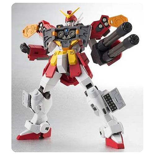 Gundam Wing Gundam Heavyarms Kai Robot Spirits Action Figure