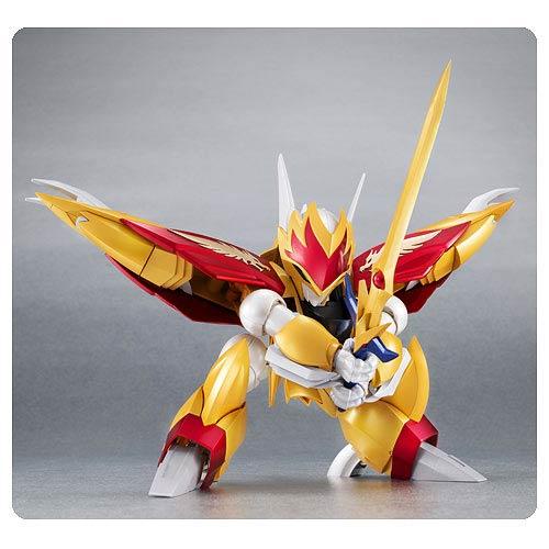 Mashin Hero Wataru Ryuseimaru Robot Spirits Action Figure