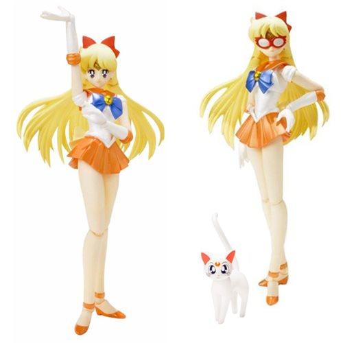 Sailor Moon Sailor Venus SH Figuarts Action Figure