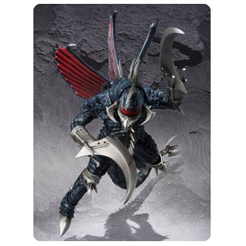Godzilla Final Wars Gigan 2004 SH MonsterArts Action Figure