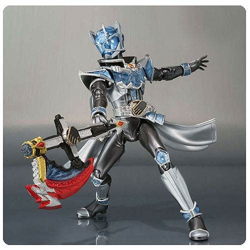 Kamen Rider Wizard Infinity Style SH Figuarts Action Figure