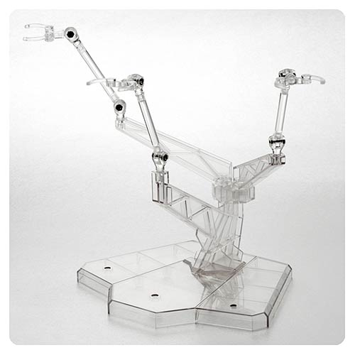 Tamashii Stage Act Trident Clear Action Figure Stand