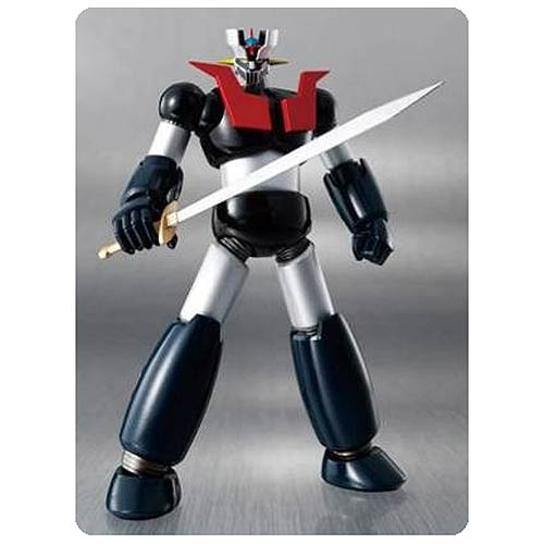 Mazinger Z Super Robot Chogokin Action Figure