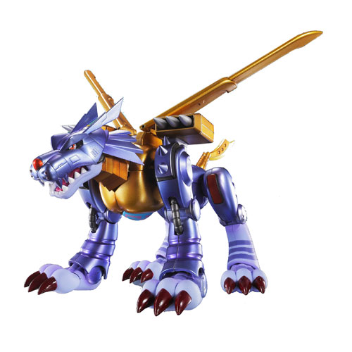 Digimon Metal Garurumon SH Figuarts Action Figure