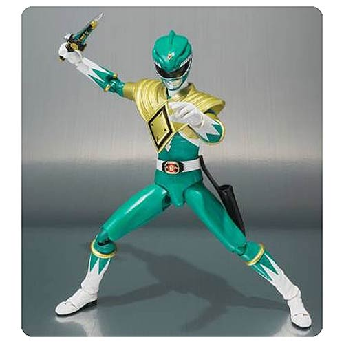 Mighty Morphin Power Rangers Green Ranger Action Figure