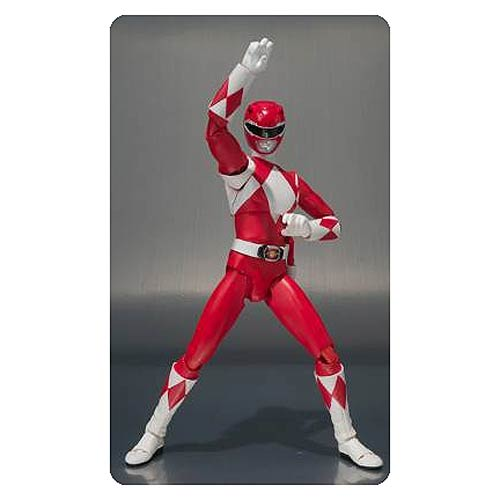 Mighty Morphin Power Rangers Red Ranger Action Figure