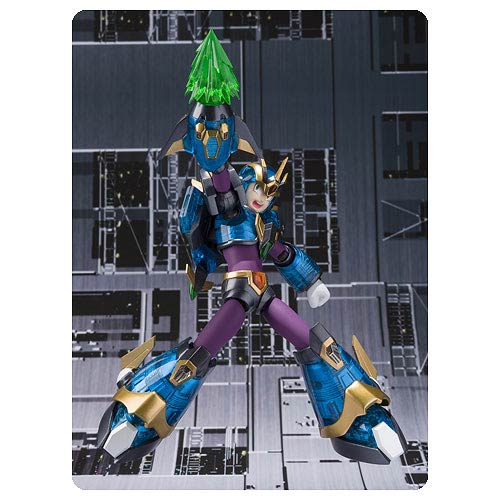 Mega Man X Ultimate Armor D-Arts Action Figure