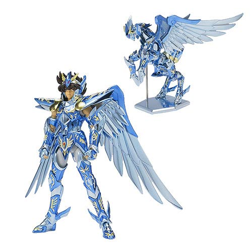 Saint Seiya Pegasus Seiya God Cloth Action Figure