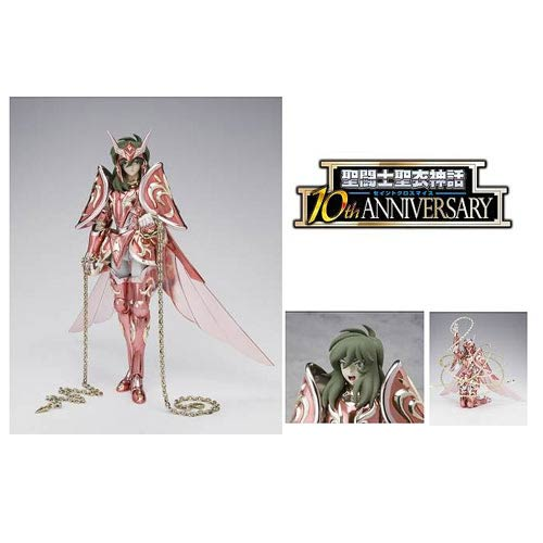 Saint Seiya Andromeda Shun 10th Anniversary Action Figure