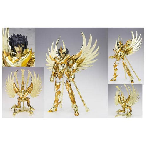 Saint Seiya Phoenix Ikki God Cloth Action Figure, Not Mint