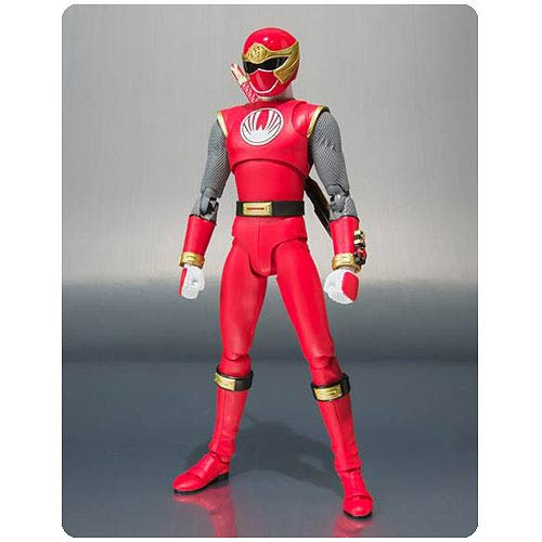 Power Rangers Ninja Storm Red Wind Ranger Action Figure
