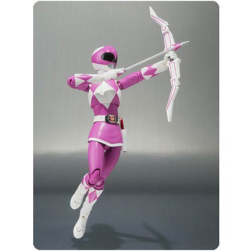 Mighty Morphin Power Rangers Pink Ranger Action Figure