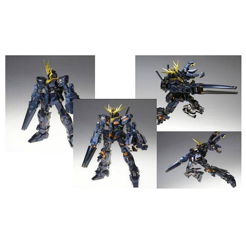 Gundam Unicorn RX-0 Banshee Die-Cast Metal Action Figure