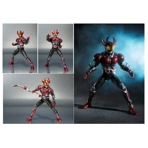Kamen Rider Agito Burning Form SH Figuarts Action Figure