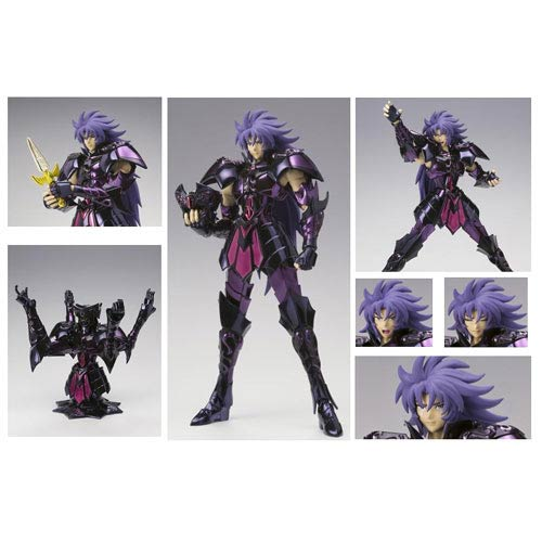 Saint Seiya Gemini Saga Surplice Saint Cloth Action Figure