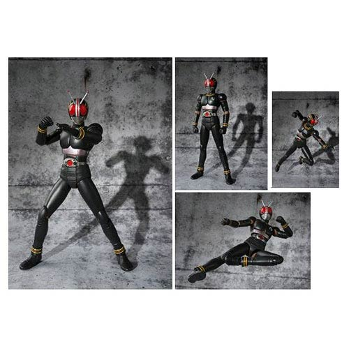 Kamen Rider Black SH Figuarts Action Figure