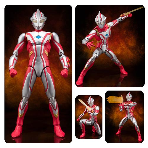 Ultraman Mebius Ultra-Act Action Figure