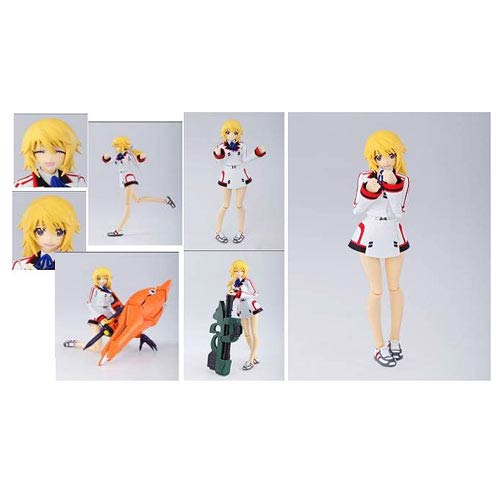 Infinite Stratos Charlotte Dunois Uniform AGP Action Figure