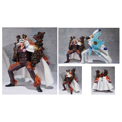 One Piece Akainu Sakazuki Battle Version Action Figure