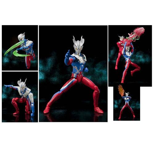 Ultraman Zero Ultra-Act Action Figure