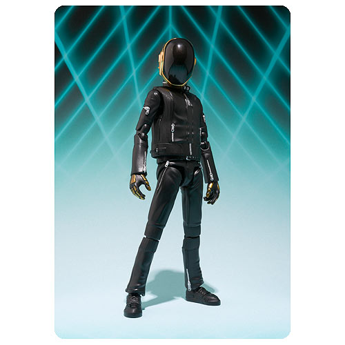 Daft Punk Guy-Manuel SH Figuarts Action Figure