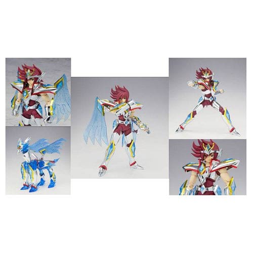 Saint Seiya Pegasus Kouga Saint Cloth Myth Action Figure