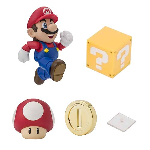Super Mario SH Figuarts Action Figure