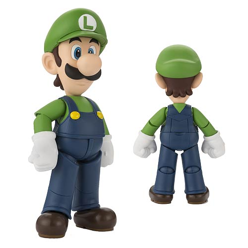 Super Mario Luigi SH Figuarts Action Figure