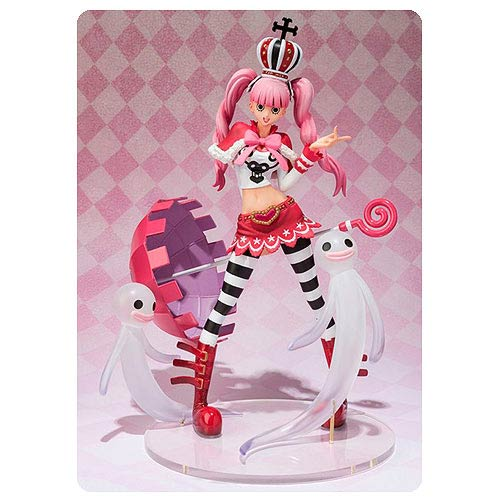One Piece Perona Thriller Bark Figuarts Zero Action Figure